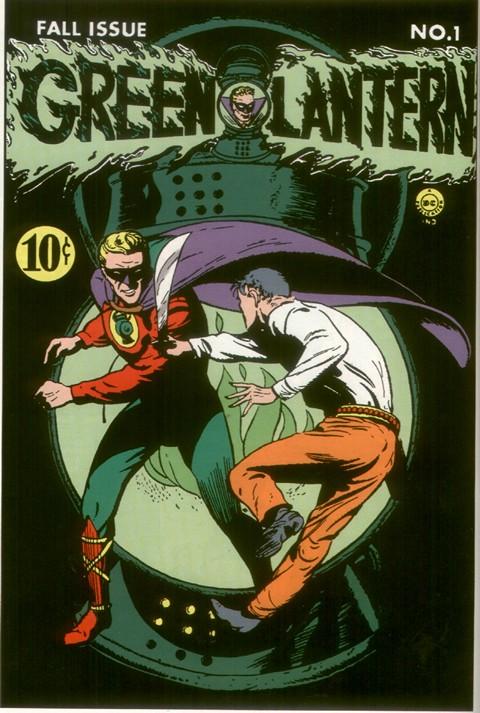 Green Lantern Vol. 1 Quarterly #1 – 18