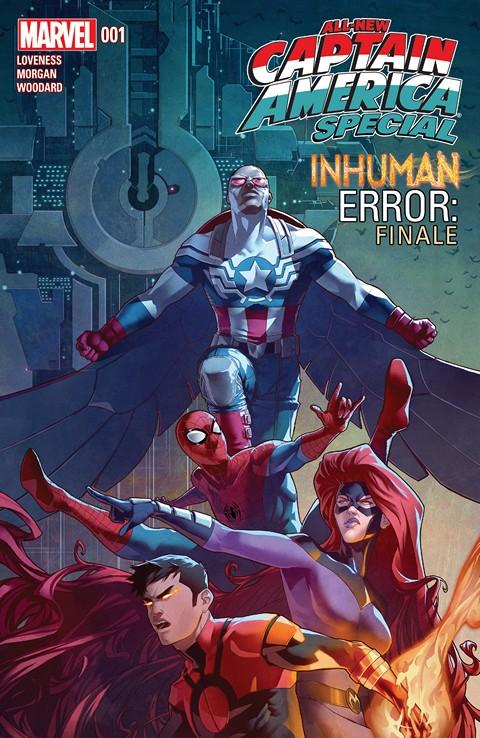 Inhuman Error #1 – 3