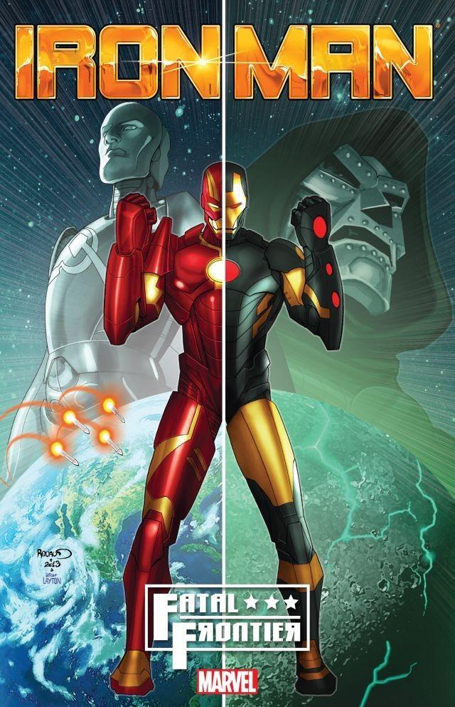 Iron Man – Fatal Frontier #1 – 13