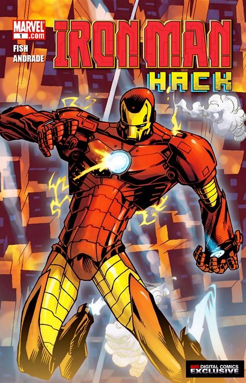 Iron Man – Hack #1