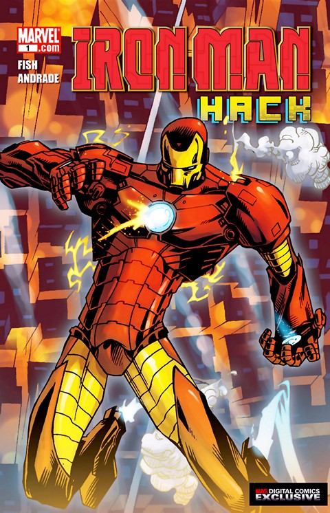 Iron Man – Hack #1