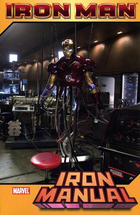 Iron Man – Iron Manual (TPB)
