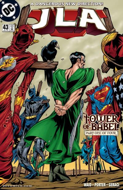 JLA – Tower of Babel #1 – 4 (2000)