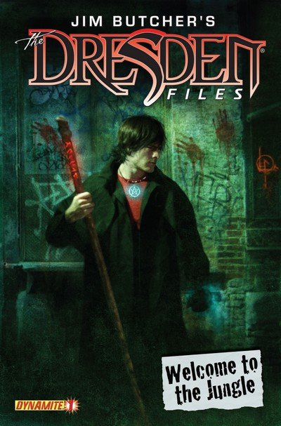 Jim Butcher's The Dresden Files (Collection) (2008-2018)
