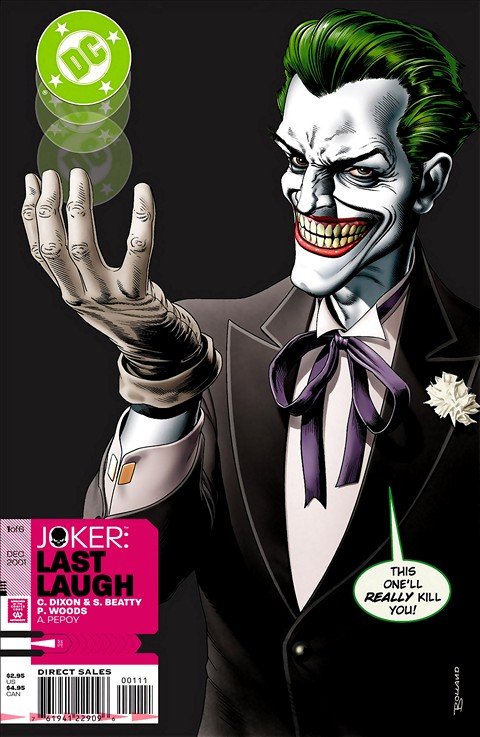 Joker Last Laugh #1 – 6