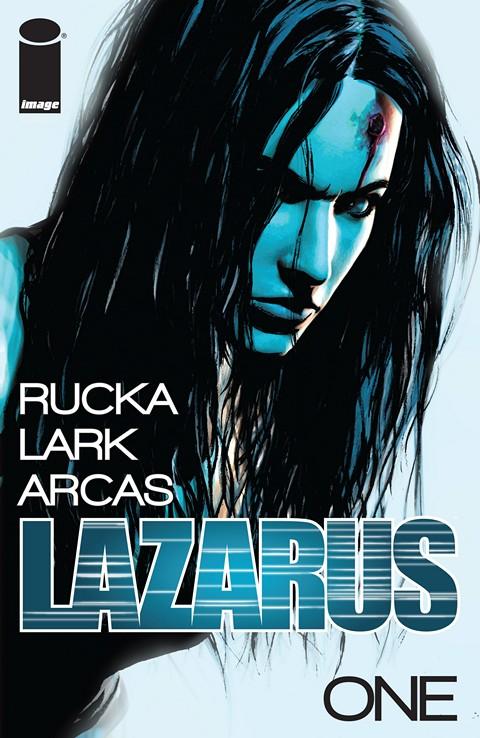 Lazarus #1 – 25 + TPB Vol. 1 – 4 + Extras