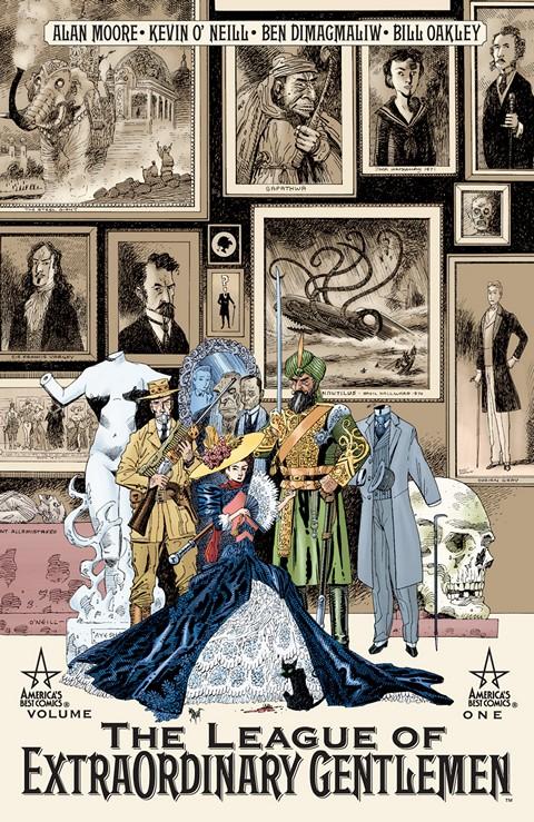 League of Extraordinary Gentlemen (Collection) (2002-2013)
