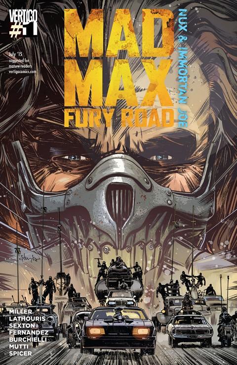 Mad Max – Fury Road – Nux & Immortan Joe #1