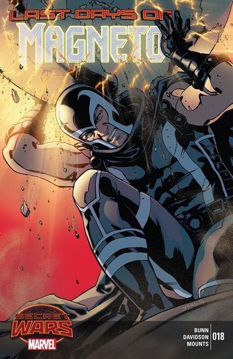 Magneto #18
