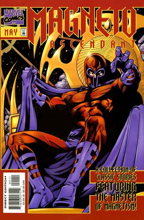 Magneto Ascendant #1