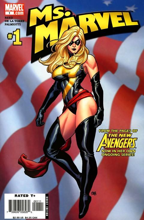 Ms. Marvel Vol. 2 #1 – 50 + Extras