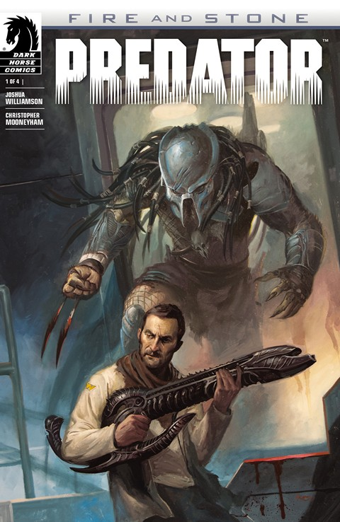 Predator – Fire and Stone #1 – 4