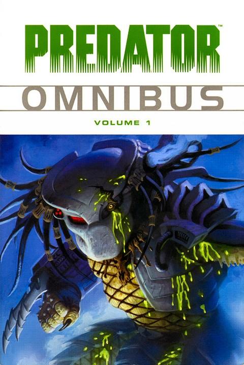 Predator Omnibus Vol 1 – 4