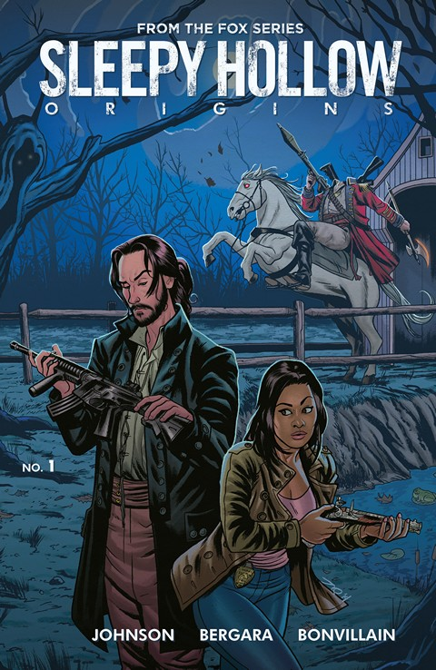 Sleepy Hollow – Origins #1