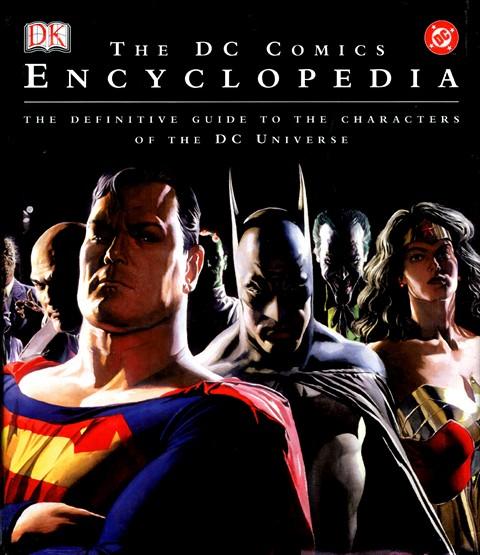The DC Comics Encyclopedia Vol. 1 – 2