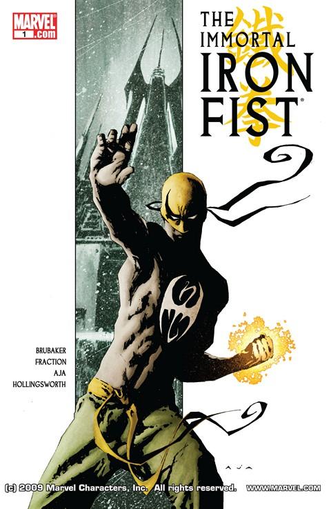 The Immortal Iron Fist #1 – 27 + Extra (2007-2009)