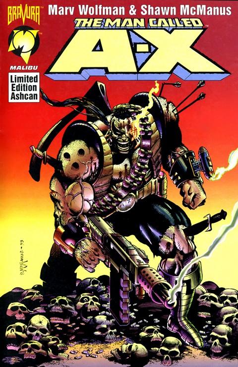 The Man Called A-X Vol. 1 – 2 (1994-1998)
