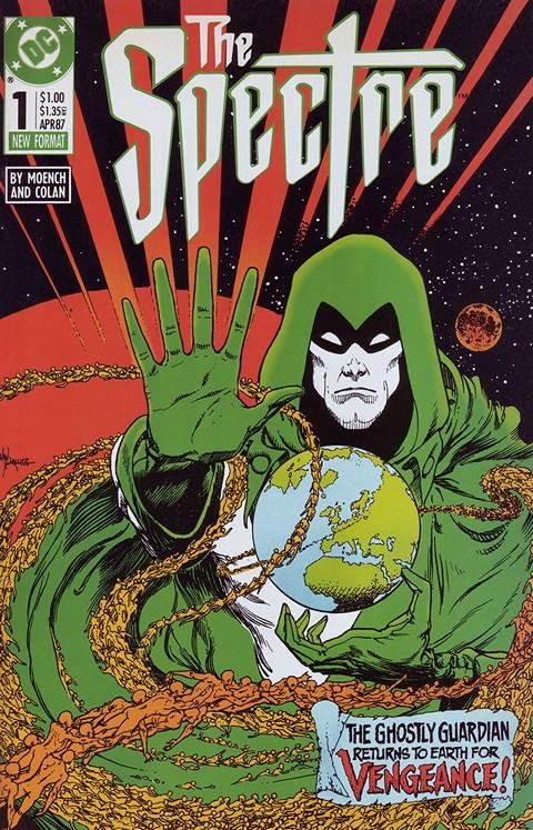 The Spectre Vol. 2 #1 – 31