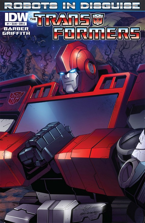 4The Transformers – Robots in Disguise #1 – 34 + TPB Vol. 1 – 6 (2012-2014)