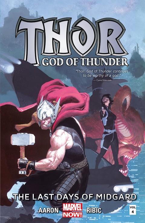 Thor – God of Thunder Vol 4 – The Last Days Of Midgard