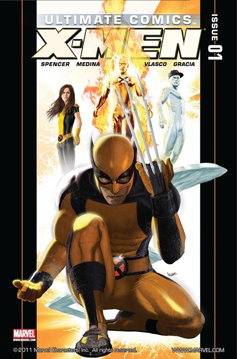 Ultimate Comics X-Men #1 – 33 (2011-2013)