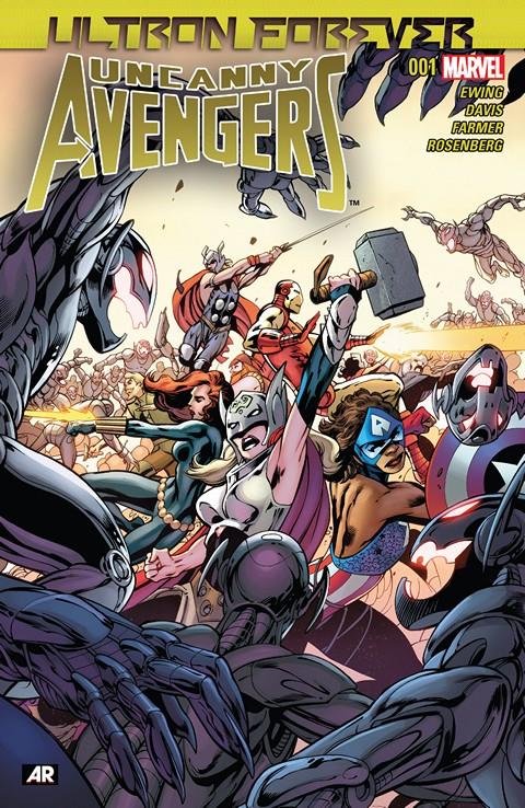 Uncanny Avengers – Ultron Forever #1