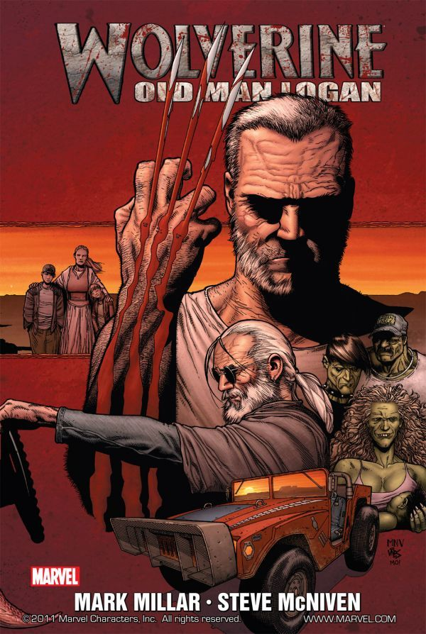 Wolverine – Old Man Logan (TPB) (2011)