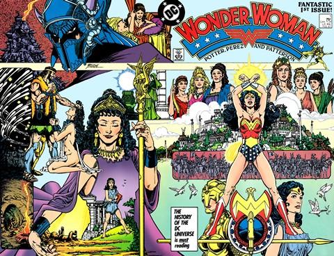 Wonder Woman Vol. 2 #0 – 226 + Extras (1987-2006)