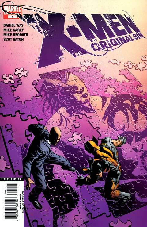 X-Men – Original Sin