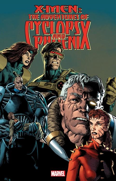 X-Men – The Adventures of Cyclops & Phoenix