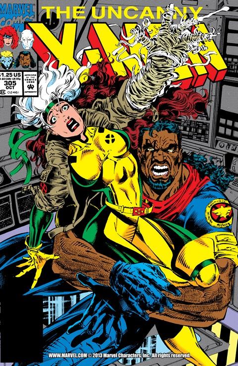 X-Men – The Phalanx Covenant