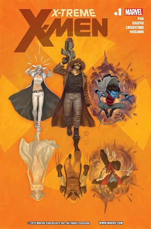 X-Treme X-Men Vol. 2 #1 – 13