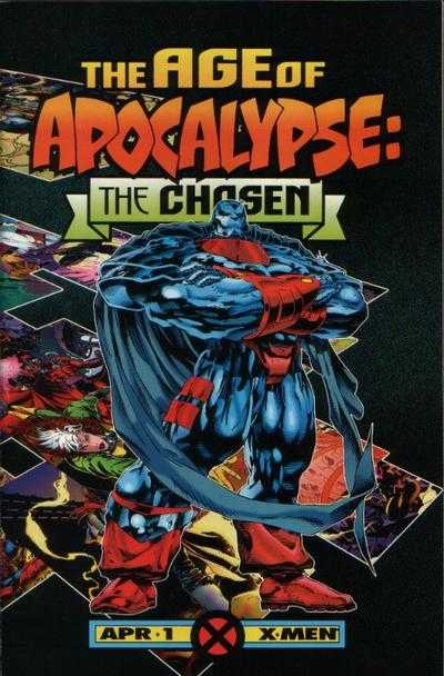 Age of Apocalypse – The Chosen #1