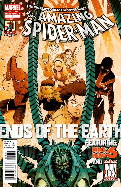Amazing Spider-Man – Ends of the Earth