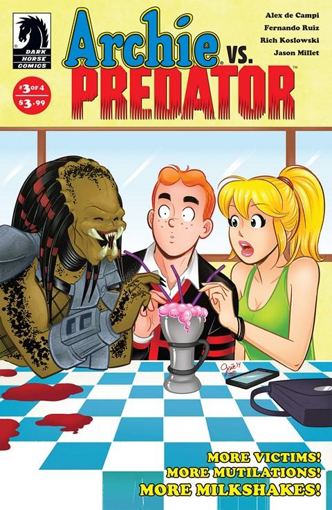 Archie vs. Predator #3