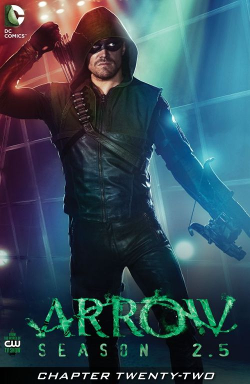 Arrow – Season 2.5 #22