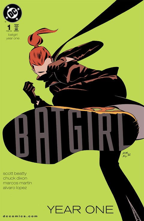 Batgirl – Year One #1 – 9