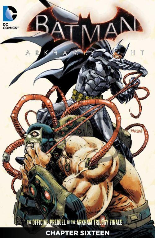 Batman – Arkham Knight #16