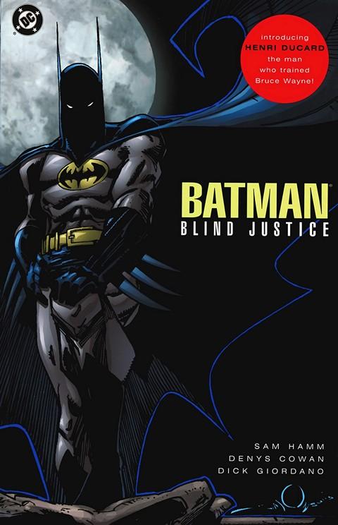 Batman Blind Justice (TPB) (2005)