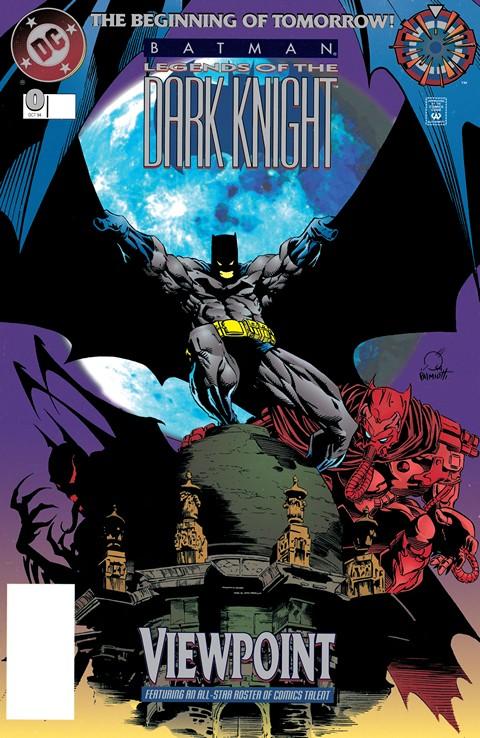 Batman – Legends of the Dark Knight #1 – 214 (Complete)