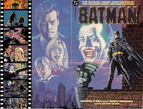 Batman – Official Movie Adaptations (Collection)