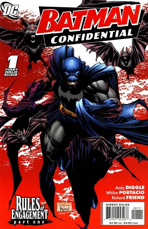 Batman Rules of Engagement