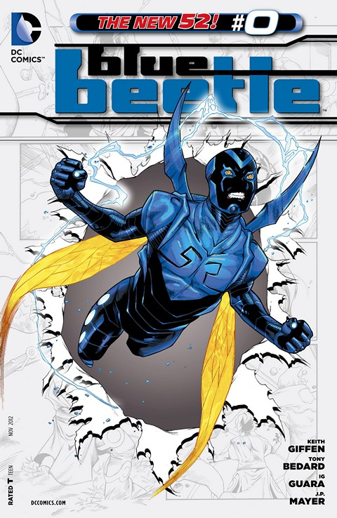Blue Beetle Vol. 1 – 9 + Extras (Collection) (1939-2017)