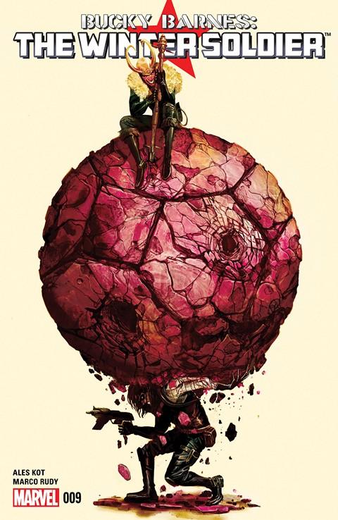 Bucky Barnes – The Winter Soldier #9
