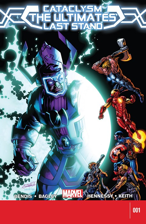 Cataclysm – The Ultimates Last Stand #1 – 5 (2014)
