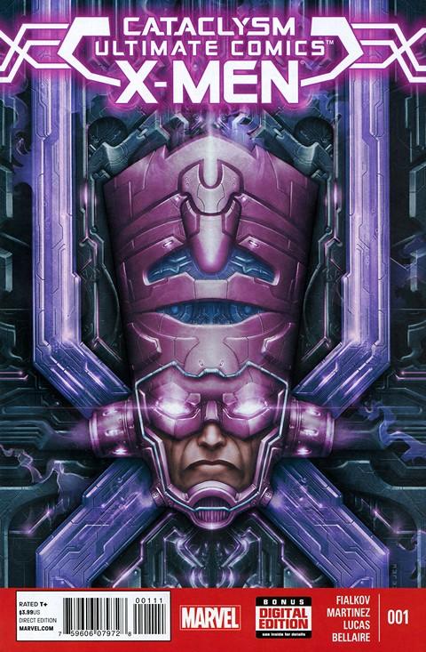 Cataclysm – Ultimate X-Men #1 – 3