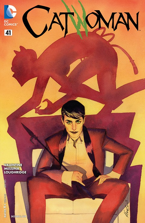 Catwoman #41