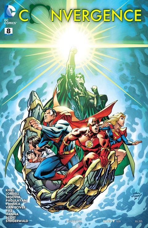 Convergence #0 – 8 + Tie-Ins (Complete)