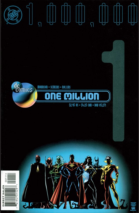 DC One Million (Complete Collection)