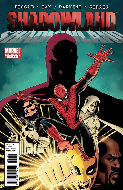 Daredevil – Shadowland (Complete Inc. All Tie-ins)